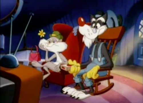 File:Slappy And Walter watching television.jpg