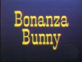 Bonanzabunny