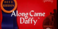 Along Came Daffy