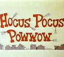 Hocus Pocus Pow Wow