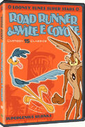 Looney Tunes Super Stars - Road Runner & Wile E Coyote - Supergenius Hijinks