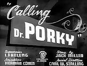Dr porky