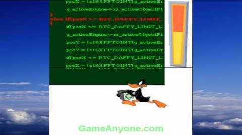 Looney Tunes- Duck Amuck (Extra 7) - Recycle The Code