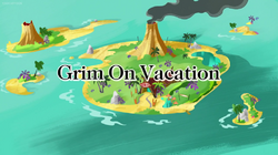 Grim on Vacation