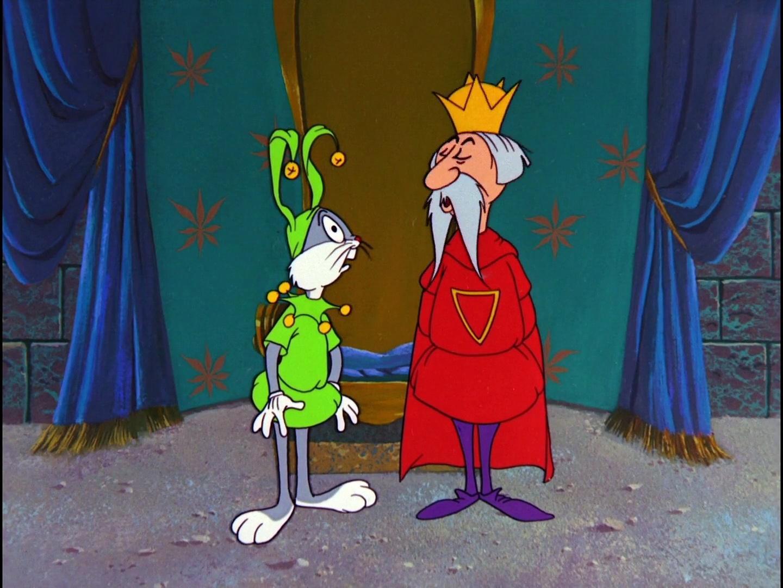 Looney Tunes Knighty Knight Bugs 1958 1080p