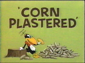 Corn Plastered