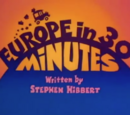 Europe in 30 Minutes