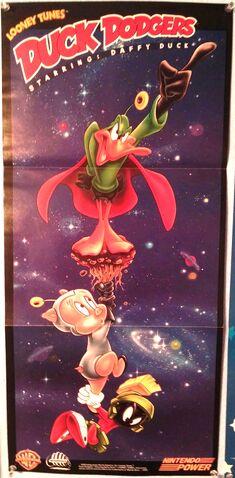 File:Duck Dodgers N64 Game Poster.jpg