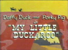 My Little Duckaroo Titles