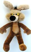 Wile E. Coyote plush soft