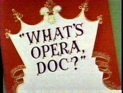 What's Opera Doc