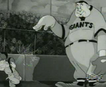 Porky's Baseball Broadcast Screenshot 3