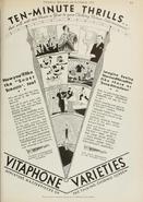 1930 SEPT VITAPHONE