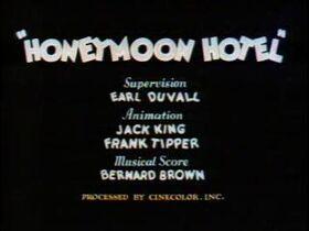 Honeymoon-Hotel