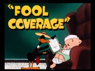 Fool Coverage DVD Title