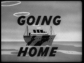 Going Home-title