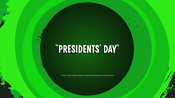 Presidents' Day (1)