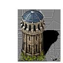 Wall tower templar