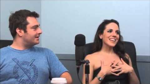 Anna Silk Interview (Mind Reels 2013)