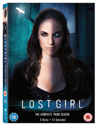 LG DVD Season 3 UK