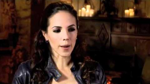 Lost Girl's Anna Silk