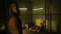 Lauren and Crystal in cell (404)