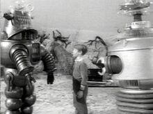 Robotoid, Will and Robot B-9