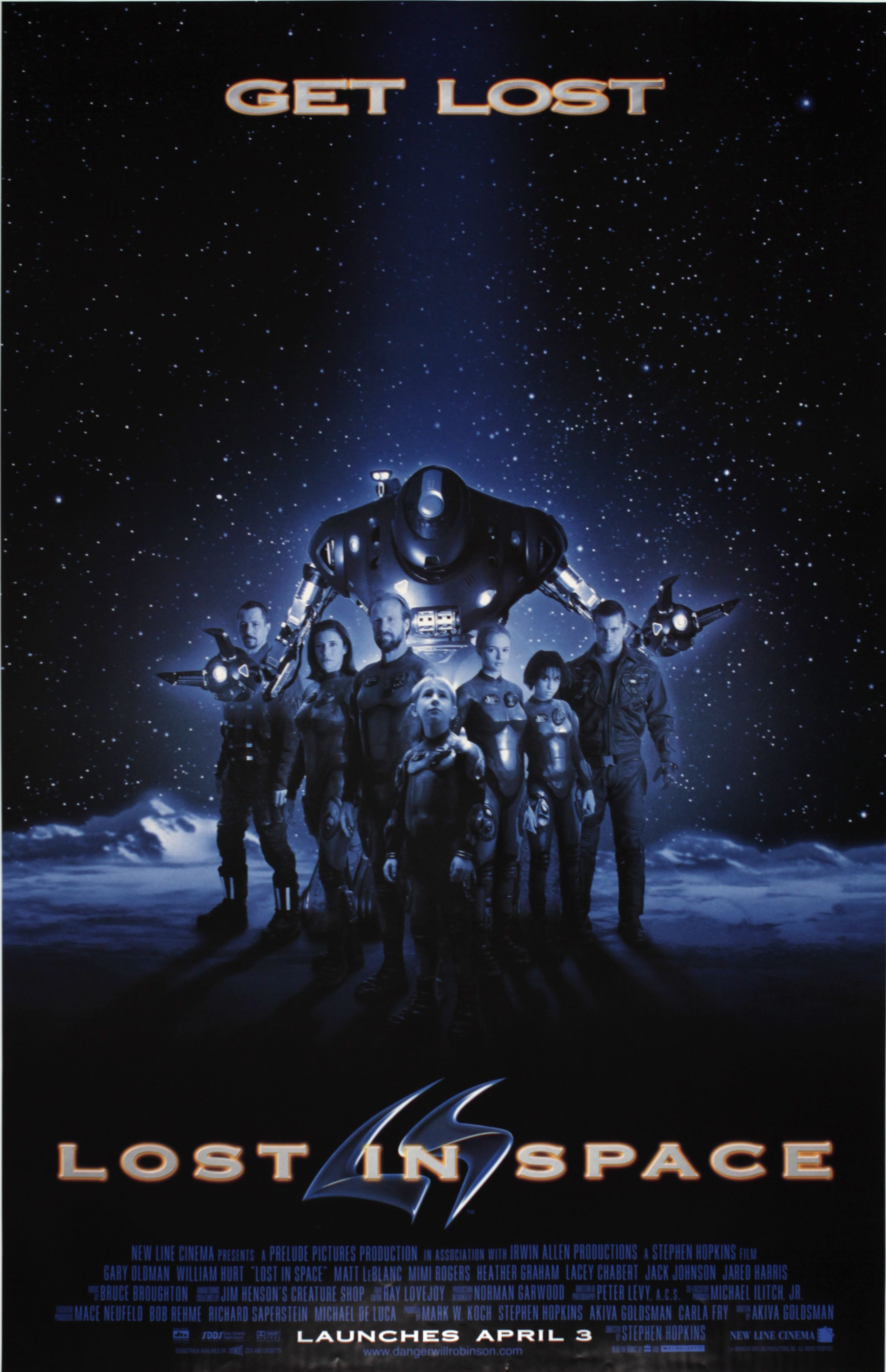 lost in space film