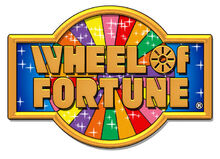 Wheel of fortune logo 08678