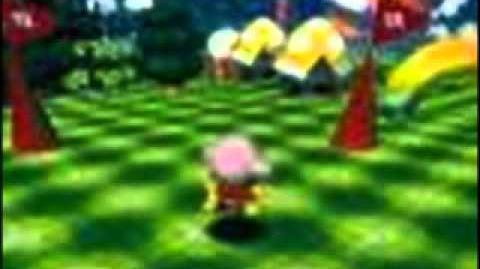 Kirby Air Ride 64-Beta Stuff