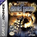 The haunted mansion GBA