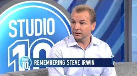 Steve Irwin's last words -- Interview with his underwater Cameraman Part 1