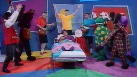 The Wiggles - Wake Up Jeff! (original unused version, mostly complete)