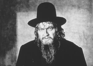 Orson Welles Shylock