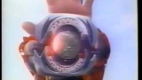 Galaxy Rangers (MMPR pitch promo)