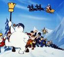 Frosty the Snowman (Original 1969 Airing with Karen's June Foray Voice)