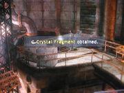 Crystal-fragment