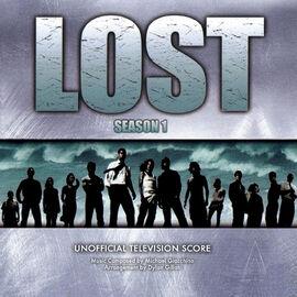 Lost Season 1 Score Cover