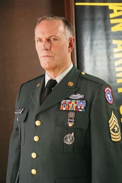 الرقيب الأول سام أوستن