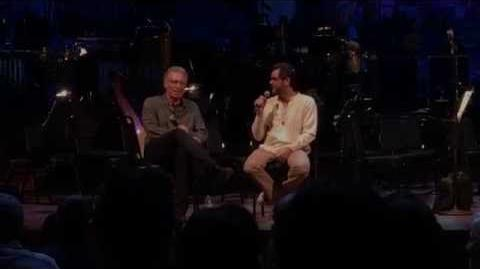 Michael Giacchino and Carlton Cuse Q&A at LOST Concert 9 23 16