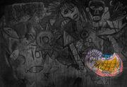 Mural - Monster