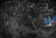 Mural - Fallen People