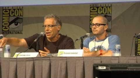 Lost Comic Con 2009 Panel - Part 1 HD