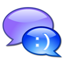 File:Nuvola chat.png
