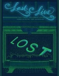 Lost Live Poster