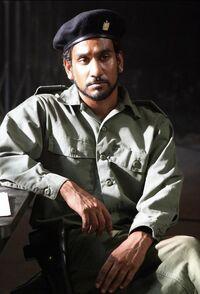 Sayid Officer