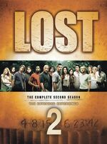 LOST: the complete second season - extended experience