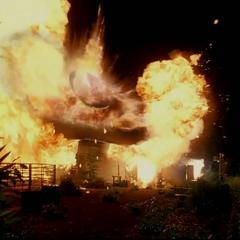 Wybuch Płomienia