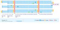 Números de asientos del vuelo 815 de Oceanic