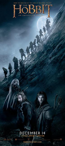 File:The Hobbit poster 1.png